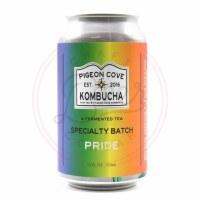 Pride Kombucha - 12oz Can