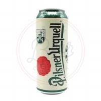 Pilsner Urquell - 500ml Can