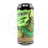 Sea Cucumbo Gose - 16oz Can