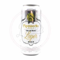Original Lager - 16oz Can