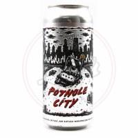 Pothole City - 16oz Can