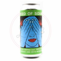 Speed Of Sound - 16oz Can