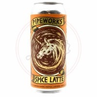 Spice Latte - 16oz Can