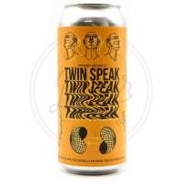 Twin Speak - 16oz Can