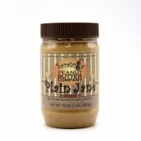 Plain Jane Peanut Butter