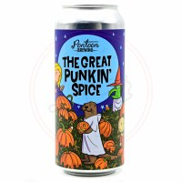 The Great Punkin Spice