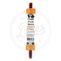 Pork Stick: Maple & Pepper
