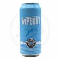 Wipeout Ipa - 16oz Can