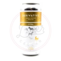 Derivative: Citra - 16oz Can