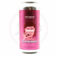 Oooh! Raspberries - 16oz Can
