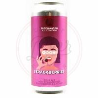 Oooh! Strackberries - 16oz Can