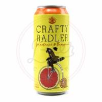 Crafty Radler - 16oz Can