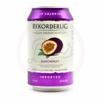Passionfruit Cider - 330ml