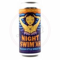 Night Swim'ah - 16oz Can