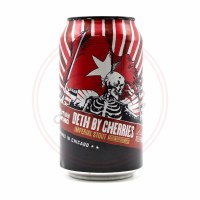 Deth By Cherries - 12oz Can