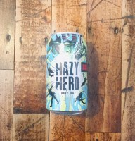 Hazy Hero - 12oz Can