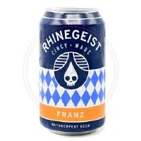 Franz - 12oz Can