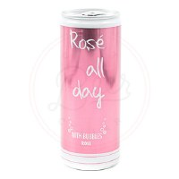 Rose All Day Bubbles