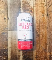 Rutland Red - 16oz Can