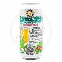Pure Organic Lager - 440ml Can