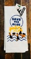 Save The Ales Bar Towel