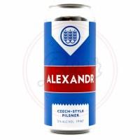 Alexandr 10° - 16oz Can