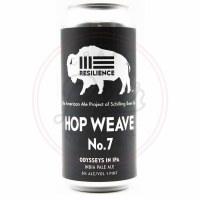 Resilence: Hop Weave No. 7