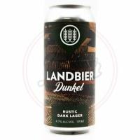 Landbier Dunkel - 16oz Can