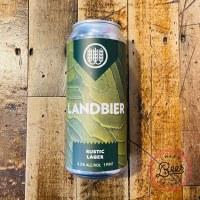 Landbier Rustic Lager - 16oz
