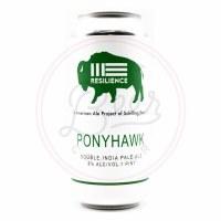 Resilience: Ponyhawk - 16oz