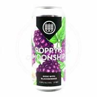 Poppy's Moonship: Blackberries