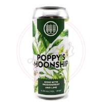Poppy's Moonship: Passionfruit