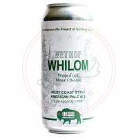 Wet Hopped Whilom - 16oz Can