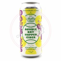 Doubles - 16oz Can