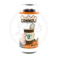 Pumpkin Spice Cannoli - 16oz