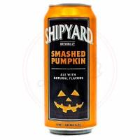 Smashed Pumpkin - 16oz Can