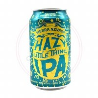 Hazy Little Thing - 12oz Can