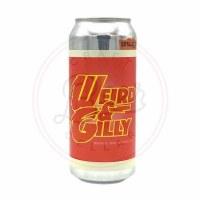 Weird & Gilly - 16oz Can