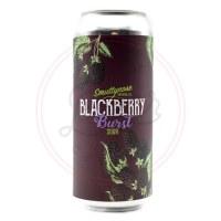 Blackberry Burst - 16oz Can