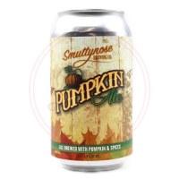 Smuttynose Pumpkin Ale - 16oz
