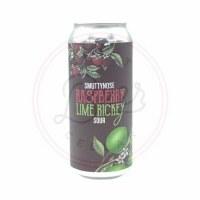 Raspberry Lime Rickey - 16oz