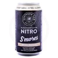 Smores Nitro Milk Stout - 12oz