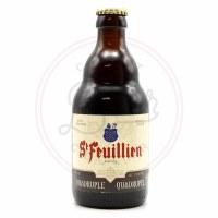 St Feuillien Quad - 330ml