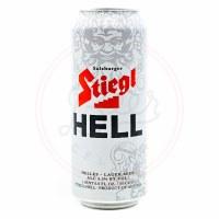 Stiegl Hell - 500ml Can
