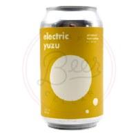 Electric Yuzu - 12oz Can