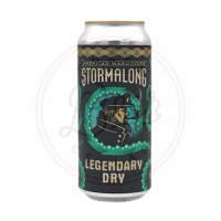 Legendary Dry - 16oz Can