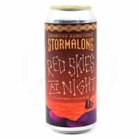 Red Skies At Night - 16oz Can