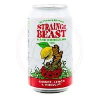 Strainge Beast Ginger Lemon