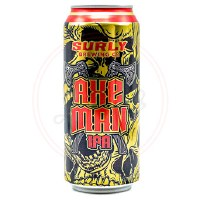 The Axeman - 16oz Can