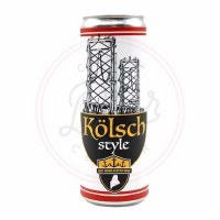 Tributary Kolsch - 12oz Can